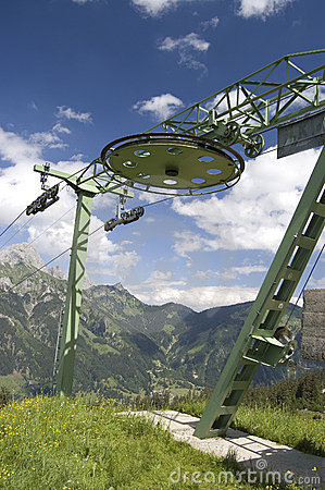 Free Chair Lift Stock Images - 5665564