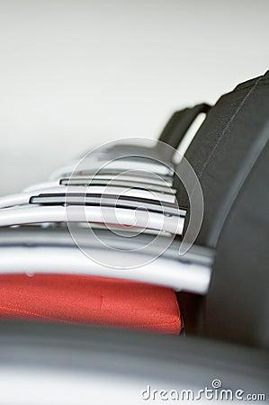 Chair row