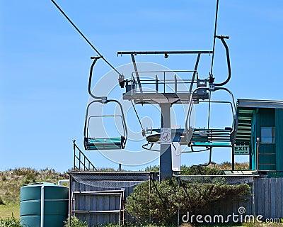 Chairlift machinery