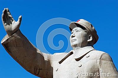 Chairman Mao s Statue