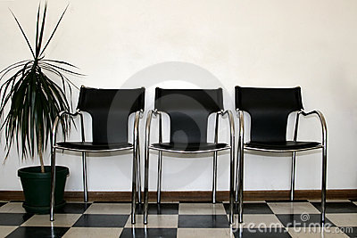 Chairs Waiting Room Stock Photos - Image: 1498763