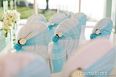 chaise de mariage photos libres de droits image 35983628. Black Bedroom Furniture Sets. Home Design Ideas