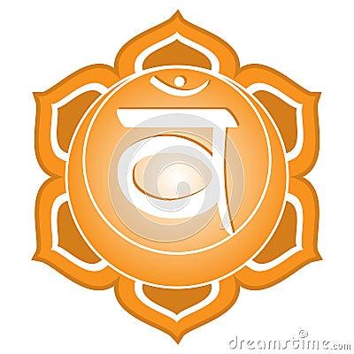 Free Chakra Series: Swadhisthana Royalty Free Stock Photo - 11854845