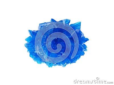 Chalcanthite/Blue Stone. Origin: Germany