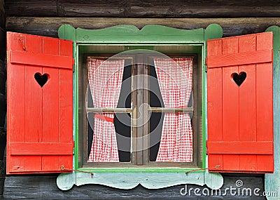 Chalet Window