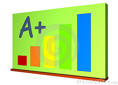 Chalk Board or Green Board for Schools