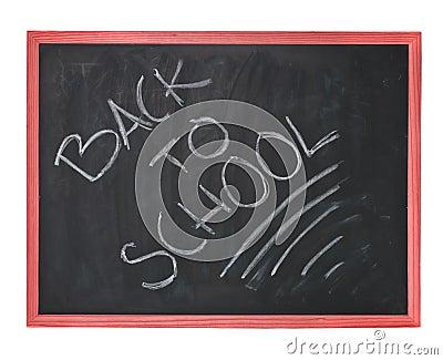 Chalk borad