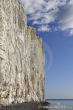 Free Chalk Cliffs Royalty Free Stock Images - 16921599