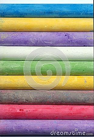 Chalk palette