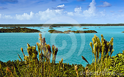 Chalk Sound,  Turks & Caicos Islands