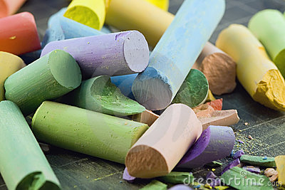 Chalk Sticks