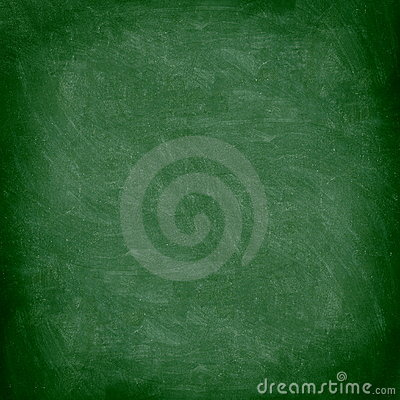 Chalkboard blackboard green
