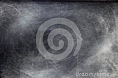 Chalkboard with Dust