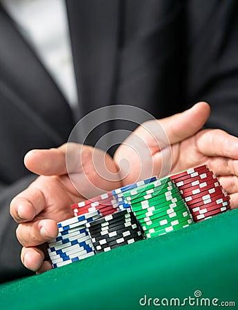 Challenge to the casino