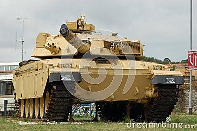 Challenger 1 Tank, UK