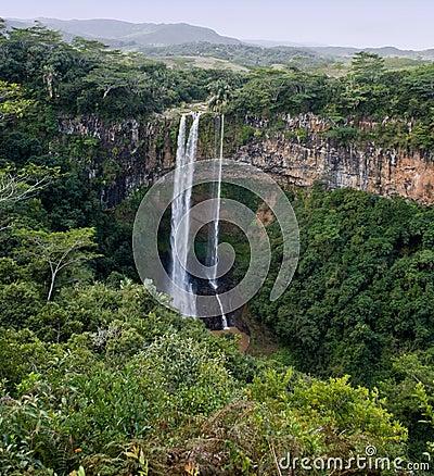 Chamarel Waterfalls - Mauritius