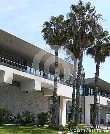 Chamber commerce terminal ajaccio