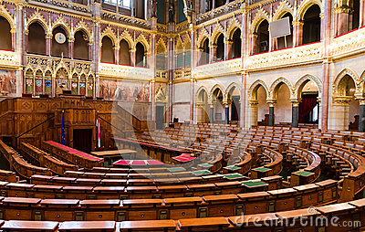 Chamber of Congress, Hungarian Parliament
