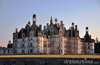 Chambord Castle Royalty Free Stock Photo - Image: 11646255