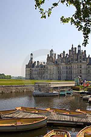 Chambord Castle activities