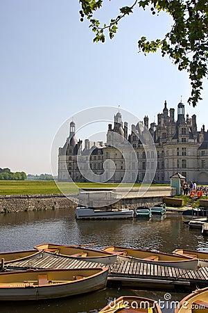 Chambord Castle activities