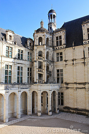 Free Chambord Castle Architecture Royalty Free Stock Image - 18600226