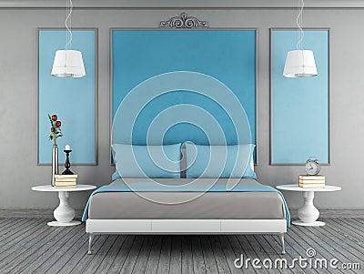 Chambre bleue et grise id es de d coration et de mobilier pour la conception de la maison - Deco kamer bebe blauw ...