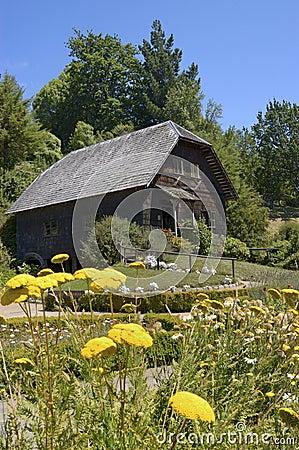 Chambre de moulin