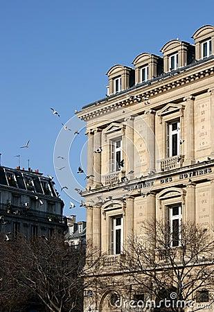 Chambre des Notaires, Paris