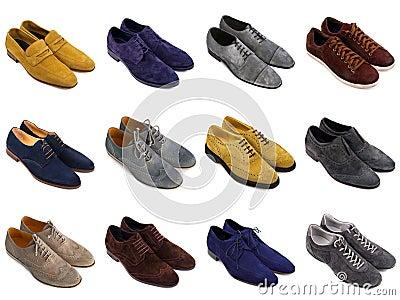 Chamois men s shoes-1