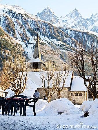 Chamonix Church