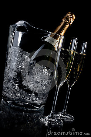Free Champagne Stock Image - 15038851