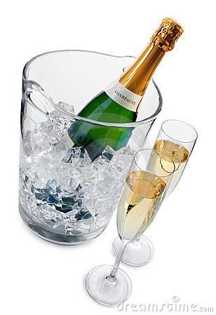 Free Champagne Royalty Free Stock Photography - 15057647