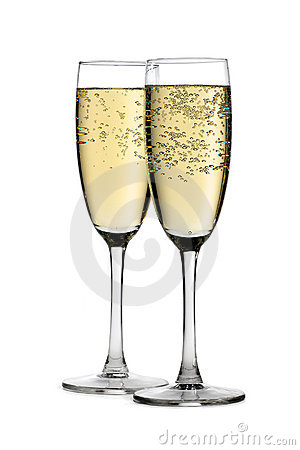 Free Champagne Stock Photography - 15065772