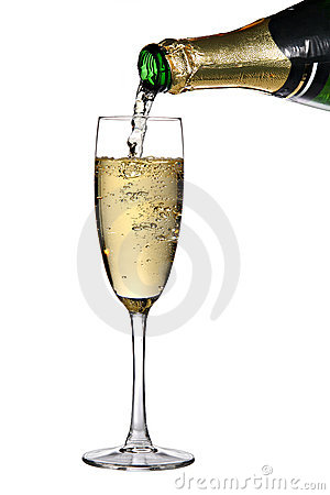 Free Champagne Stock Photography - 15567182