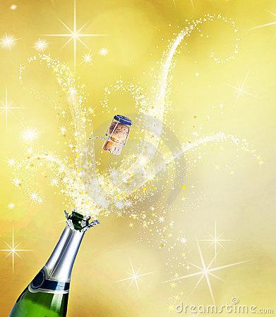 Free Champagne Royalty Free Stock Photos - 17161978