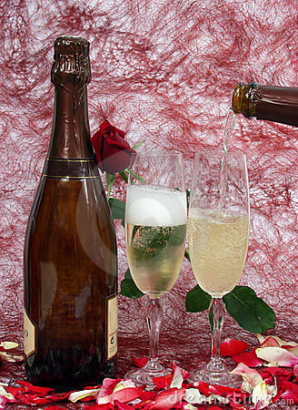 Free Champagne Royalty Free Stock Photography - 1752237
