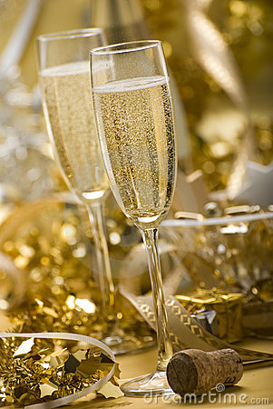 Free Champagne Royalty Free Stock Image - 3643166