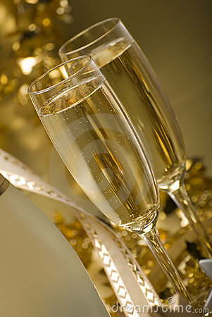 Free Champagne Royalty Free Stock Photography - 3691457