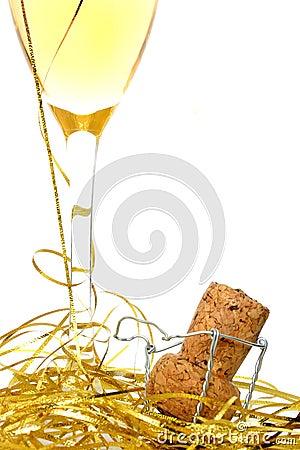 Free Champagne Celebration Royalty Free Stock Photography - 322867