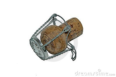 Champagne cork 2