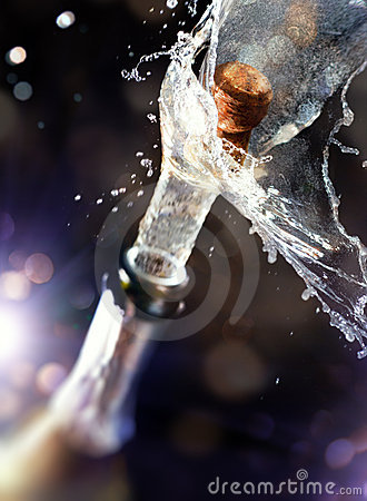 Free Champagne Cork Royalty Free Stock Photography - 22099867