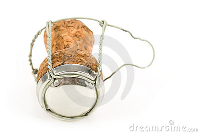 Champagne Cork Lid