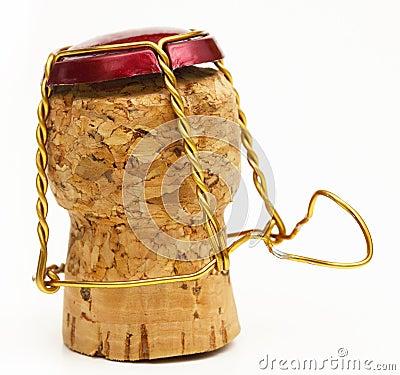 Champagne corks