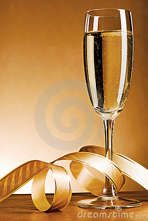 Free Champagne Glass Stock Photos - 17062803