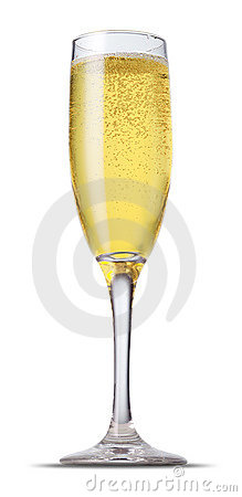 Free Champagne Glass Stock Photo - 8621890