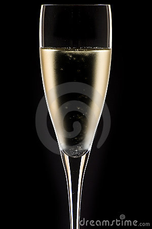 Free Champagne Glass Close Up Royalty Free Stock Photos - 3469178