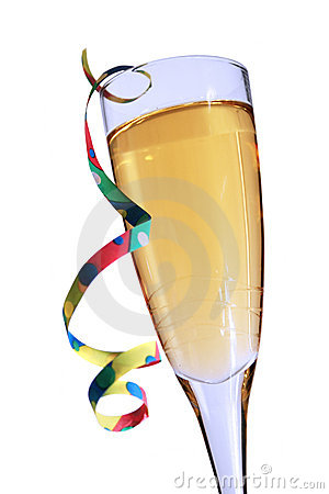 Free Champagne Party Royalty Free Stock Photo - 1543735