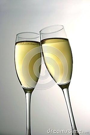Free Champagne Toast Stock Photo - 353230