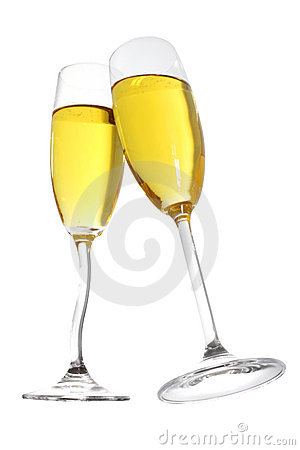 Free Champagne Toast Stock Image - 647741